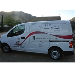 TLC Estate Sale Ladies Logo