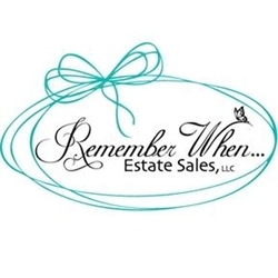 Remember When Estate Sales Logo