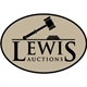 Lewis Auctions Logo