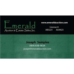 Emerald Auction & Estate Sales, Inc. Logo