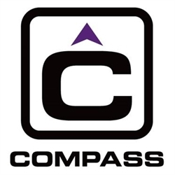 Compass Auctions & Real Estate Logo
