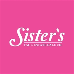Sister's Tag And Estate Sales Logo