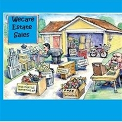 Wecare Estate Sales Logo