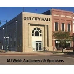 Mj Welch Auctioneers & Appraisers Logo