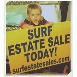Surf Estate and Moving Sales of Northern New Jersey Logo