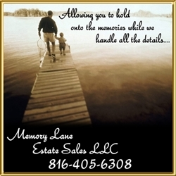 Memory Lane Estate Sales LLC