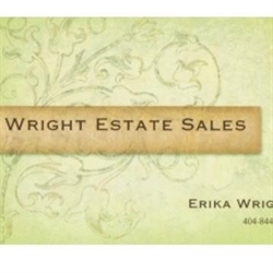 Wright Estate Sales, LLC. Logo
