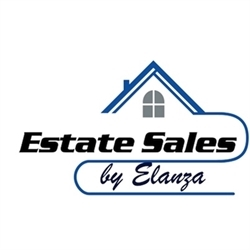 Estate Sales By Elanza Logo