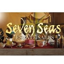 Seven Seas Estate Sales Logo