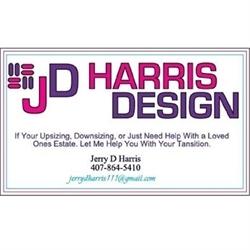 Jd Harris Design Logo