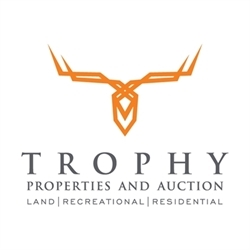 Trophy Properties and Auction Logo