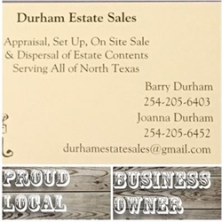 Durham Estate Sales Logo