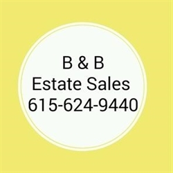 B & B Estate & Moving Sales