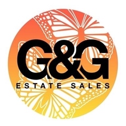 G&G Estate Sales (Stepp LLC) Logo