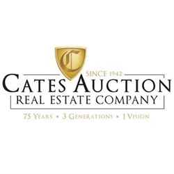 Cates Auction & Real Estate Company Logo