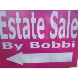 Bobbi Wilkinson Estate Sales Logo