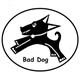 Bad Dog Estate & Moving Sales Logo