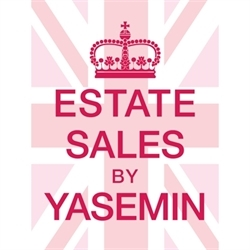Estate Sales By Yasemin Logo