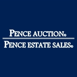 Rick Pence Estate Sales Logo