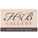 H & B Gallery Logo