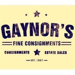 Gaynor's Fine Consignments Logo
