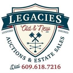 Legaciesoldandnew.com Logo