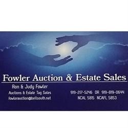 Fowler Auction & Estate Sales