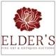 Elder's Fine Art & Antiques Logo