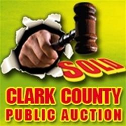 Clark County Public Auction Logo
