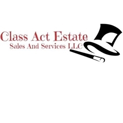 Class Act Estate Sales And Services LLC Logo
