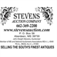 Stevens Auction Company Logo