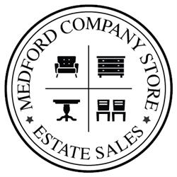 Medford Company Store Estate Sales Logo