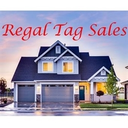 Regal Tag Sales Logo