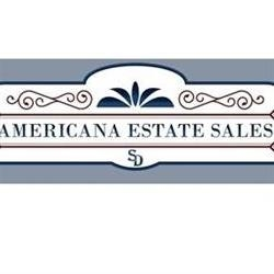 Americana Estate Sales SD Logo