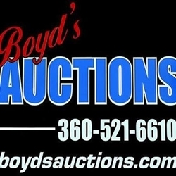 Boyd's Auctions & Estate Services Logo