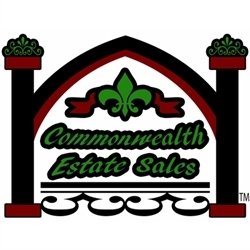 Commonwealth Estate Sales Logo