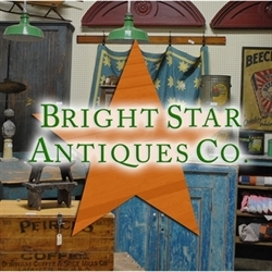 Bright Star Antiques Co. Logo