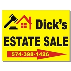 Dicks Estate Sales Logo