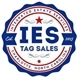 IES Tag Sales Logo