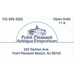 Point Pleasant Antique Emporium Logo