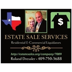 A.E.P. Estate Sales Logo