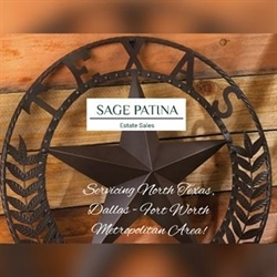 Sage Patina Estate Sales Logo