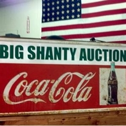 Big Shanty Auction Logo