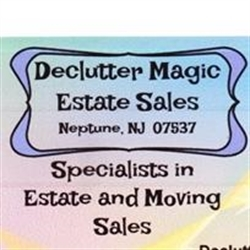 Declutter Magic Estate Sales Logo