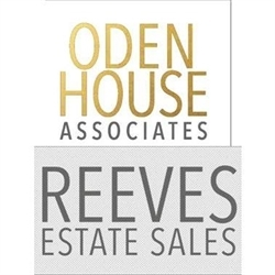 Reeves Estate Sales / Oden House Associates Logo