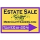 Merchant Traders Estate Sales Logo