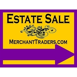 Merchant Traders Estate Sales Logo