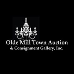 Olde Mill Town Auction & Consignment Gallery, Inc. Logo
