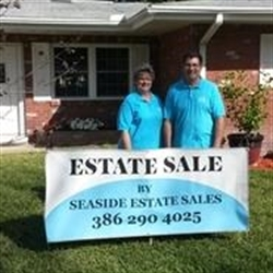 Seaside Estate Sales Logo