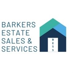 Barkers Estate Sales and Services LLC Logo